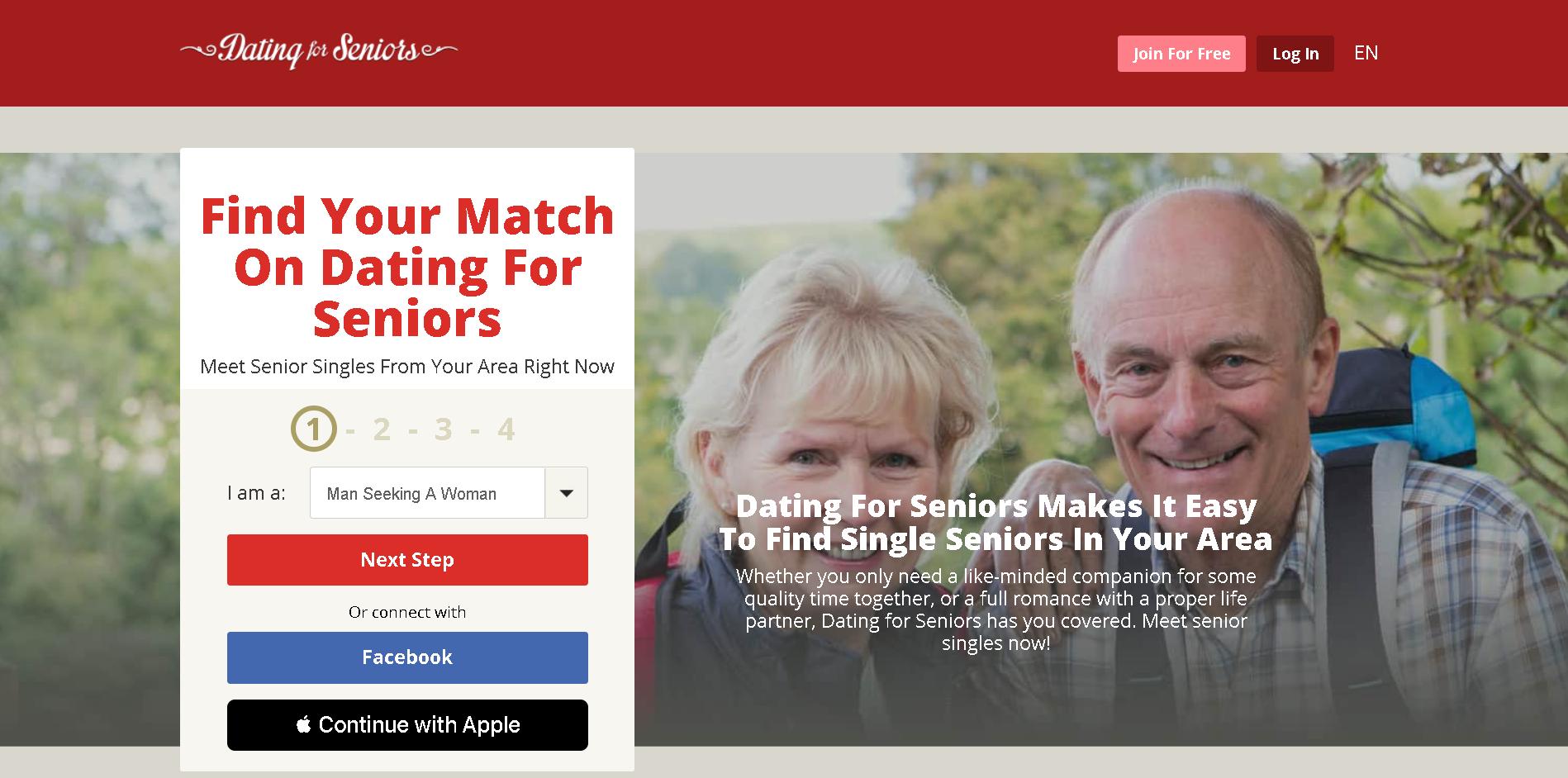 DatingforSeniors.com Image